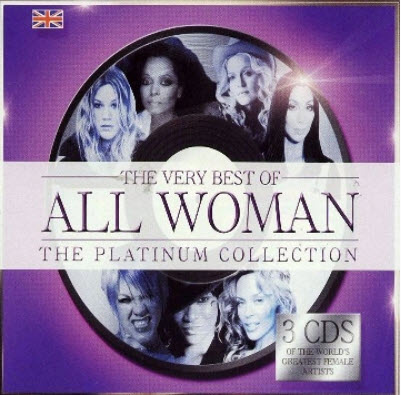 VA - The Very Best Of All Woman The Platinum Collection (2006)