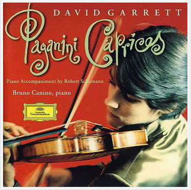 David Garrett & Bruno Canino - Paganini 24 Capricen for Violin Op.1