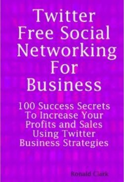 Twitter: Free Social Networking For Business