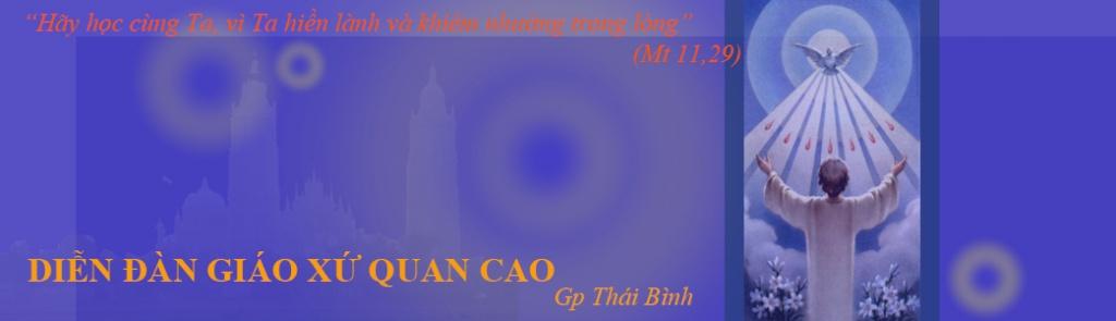 Diễn đàn giáo xứ Quan Cao