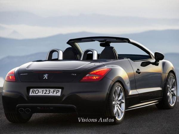 faut il croire une peugeot rcz cabriolet. Black Bedroom Furniture Sets. Home Design Ideas