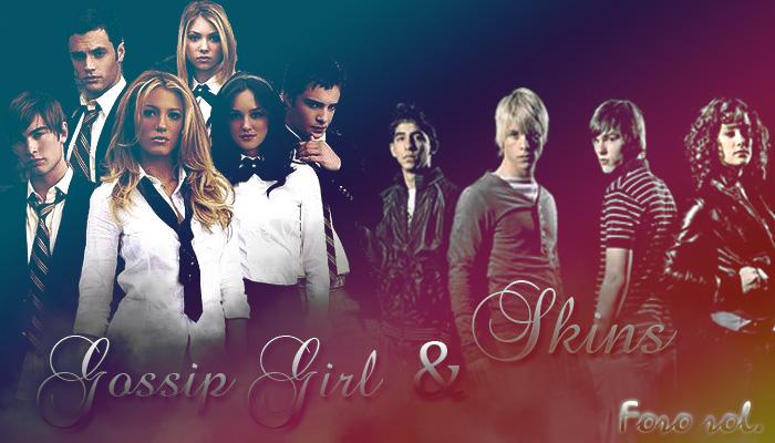 Gossip Girl & Skins Rol