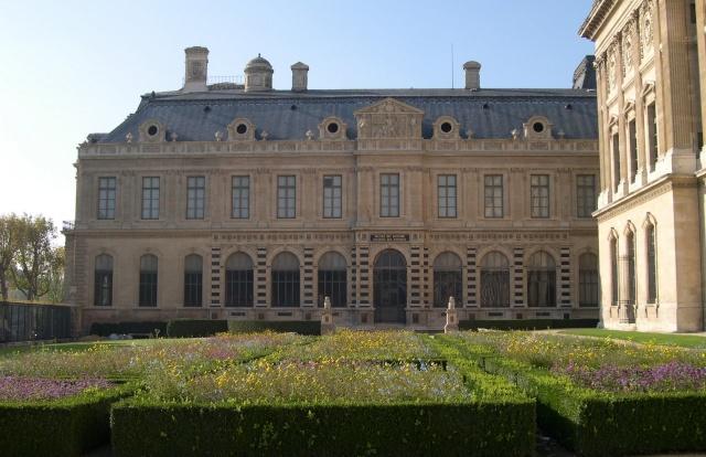 Le louvre ses fant mes et ses stars for Au jardin de l infante