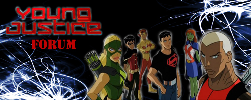 Young Justice Fan Forum