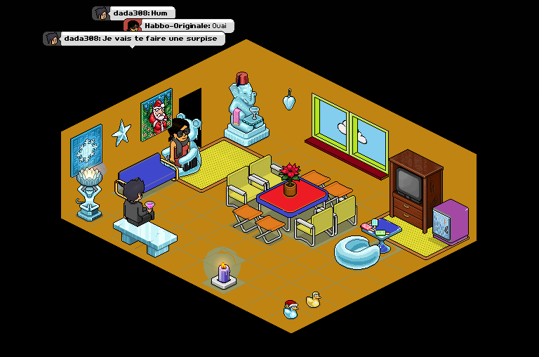 Apparte Habbo-Original