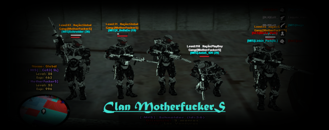 Clan MotherfuckerS