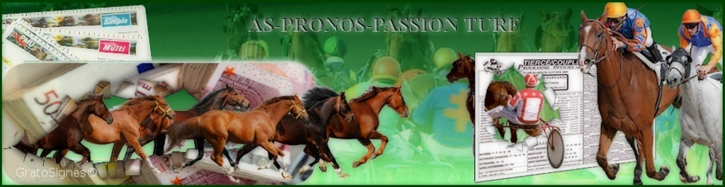 as pronos passion turf