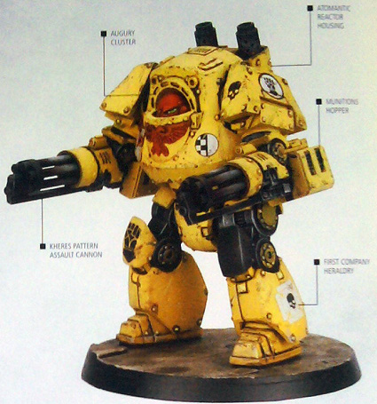 Quad Heavy Bolter Can Take Heavy Bolters