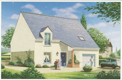 Besoin d 39 aide pour plan extension maison 72 messages for Extension maison 72