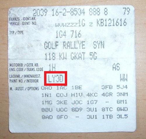 techniqueg60 forum technique g60 sujet 3 l 39 identification d 39 une golf rallye 1 1. Black Bedroom Furniture Sets. Home Design Ideas