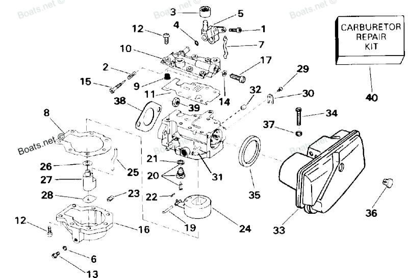 honda carburetor parts diagram