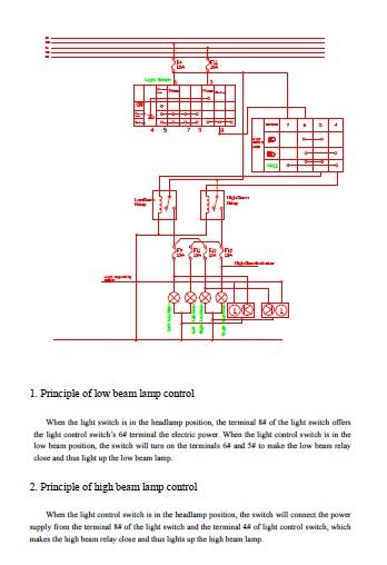 Chery Qq Engine Wiring Diagram : Chery qq electrical circuit service manual auto