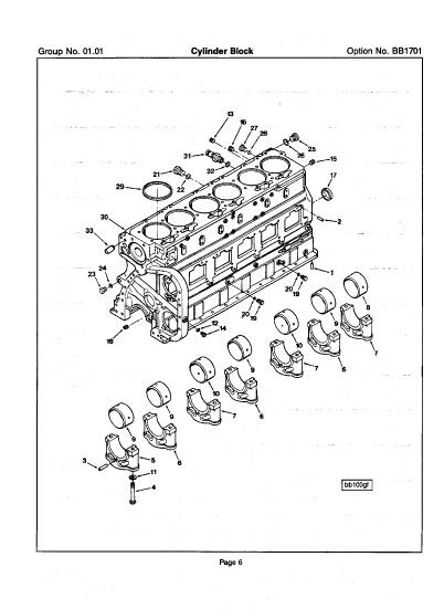 Cummins - Cummins N14 parts catalog | OTO-HUI - Cộng đồng kỹ thuật