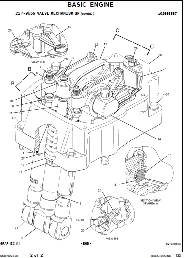 caterpillar parts manual 3516b marine engine auto repair manual rh autorepairmanuals ws Caterpillar C12 Engine Breakdown 3406E Cat Engine Diagram
