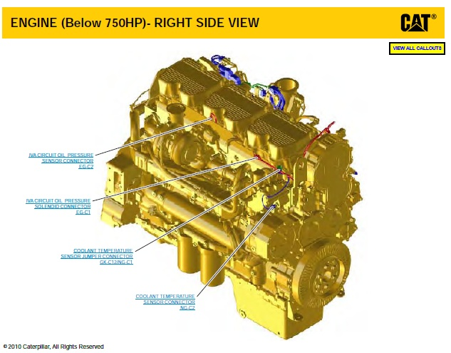 caterpillar schematic c15 and c18 industrial engines electrical caterpillar c15 schema eeectrico interactivo