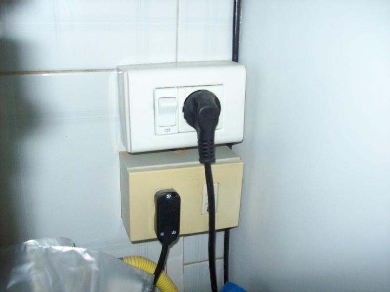Impianto cucina posizione prese elettrodomestici - Prese elettriche cucina ...