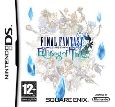 Final Fantasy Crystal Chronicles: Echoes of Time Español