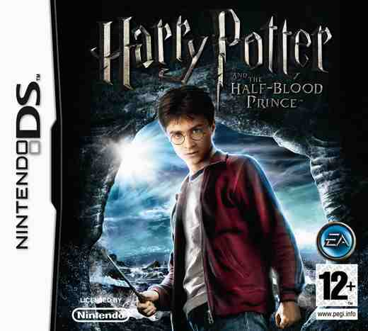 harry potter and the half blood ds