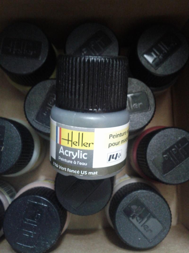 Nuancier Peinture Acrylique Heller Ciabiz Com