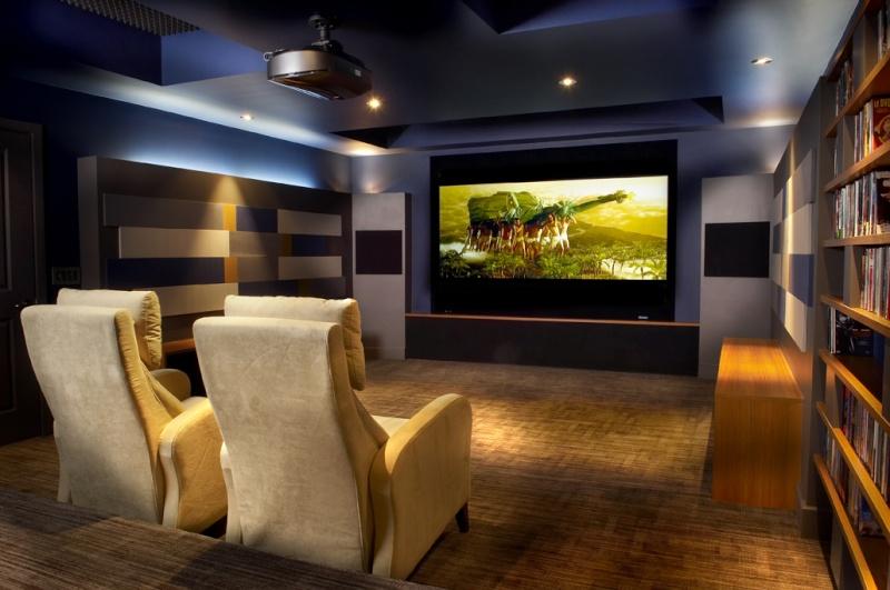 Gran turismo sport teamgtracing salle d di ou salle cin ma accessoires - Faire une salle de cinema ...