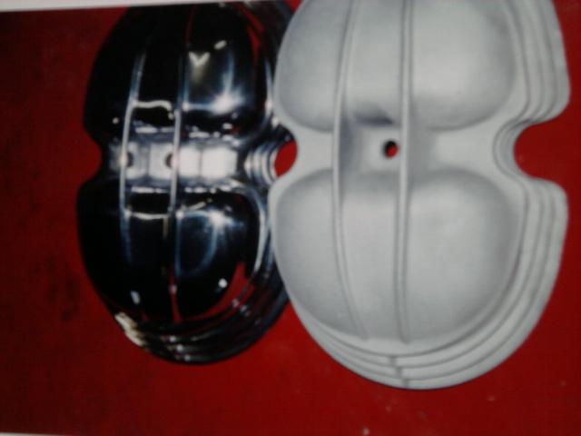 Polissage aluminium page 2 for Polissage aluminium miroir