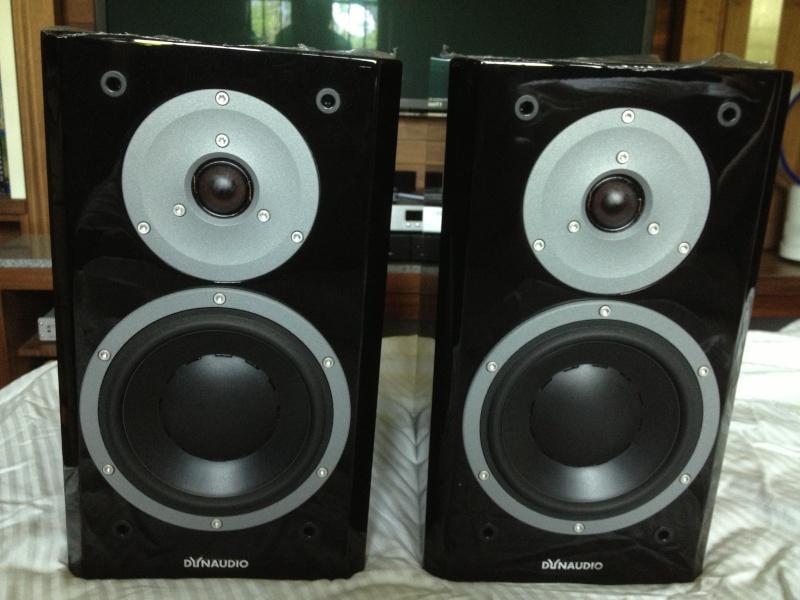 Dynaudio Focus 160 Speakers Amp Siltech Paris Mxt Speakers