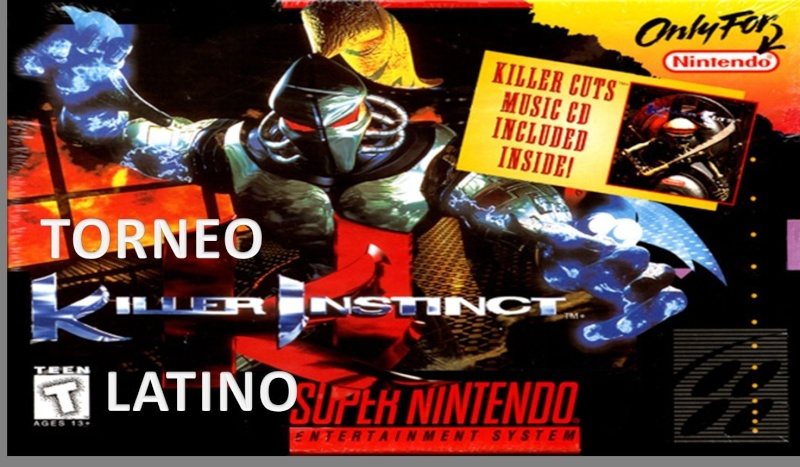 Torneo Killer Instinc