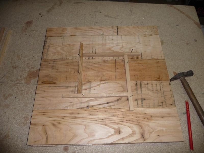 Fabrication d 39 une table ronde page 3 - J ai une maison toute ronde ...