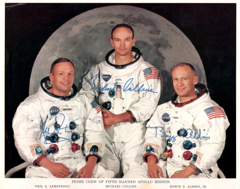 together buzz aldrin and neil armstrong - photo #42