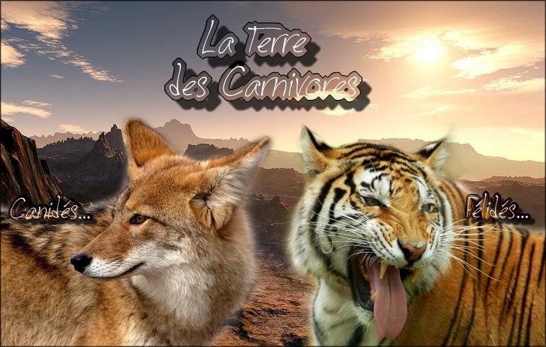 La Terre des Carnivores