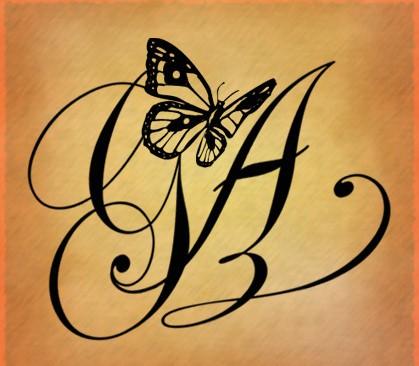 pin tatouage initiale entrelac quelles sont ces initiales sunn image on pinterest. Black Bedroom Furniture Sets. Home Design Ideas