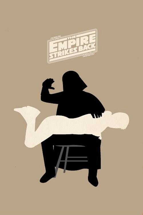 Star wars humour et autre connerie